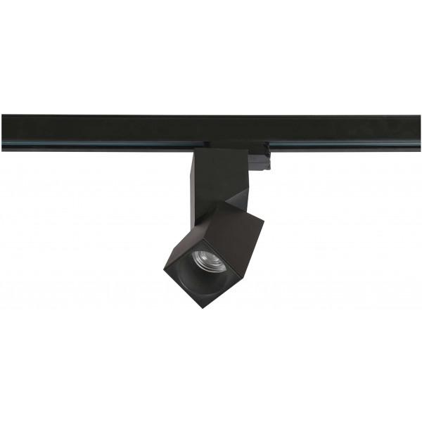 Reflektor szynowy i linkowy SANTOS SQUARE TRACK AZ3525 3000K 1x12W/LED 1020lm od AZzardo