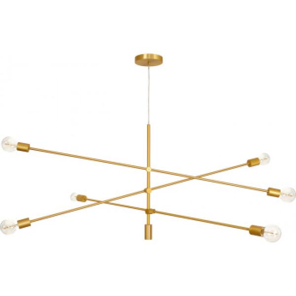Lampa wisząca STICKS 14-1-06-32-0 6x40W/E27 od HESMO