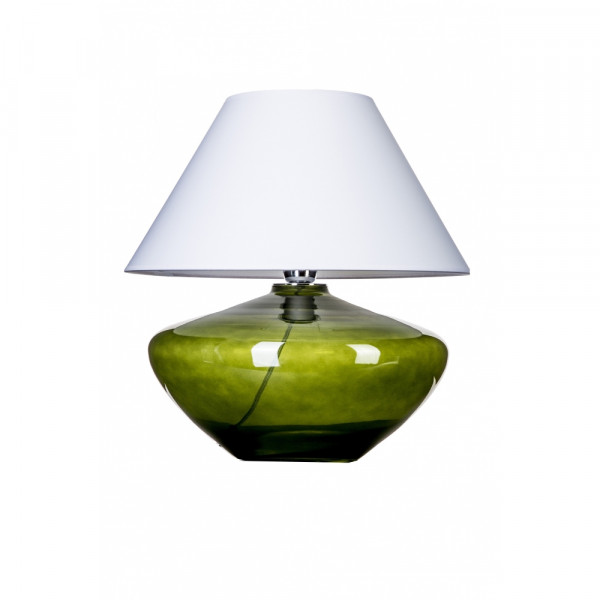 Stołowa lampa L008811215 MADRID GREEN od 4Concepts