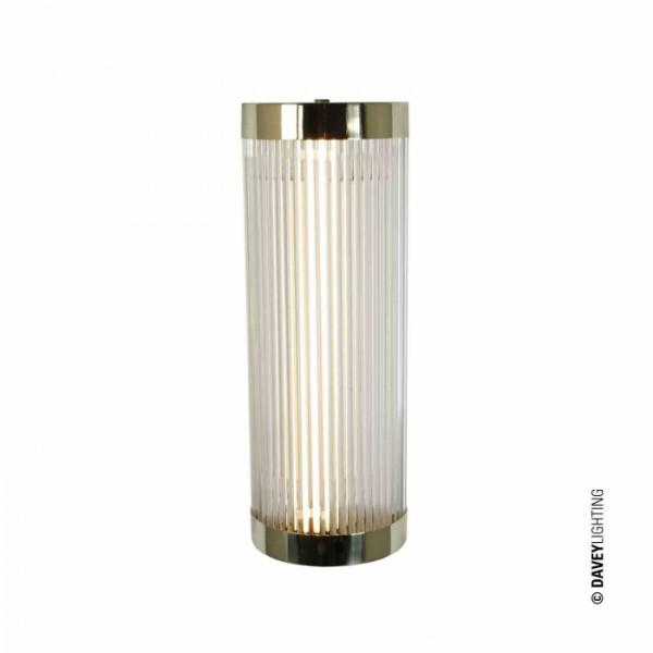 Lampa ścienna DP7210/BR/PO/IP44 7210 PILLAR LIGHT, WIDE od Davey Lighting