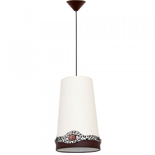 Lampa wisząca 604G3 KORAL od Aldex