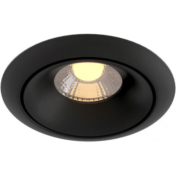 Downlight wpuszczany Yin DL031-2-L8B 3000K 1x8W/LED 650lm od Maytoni