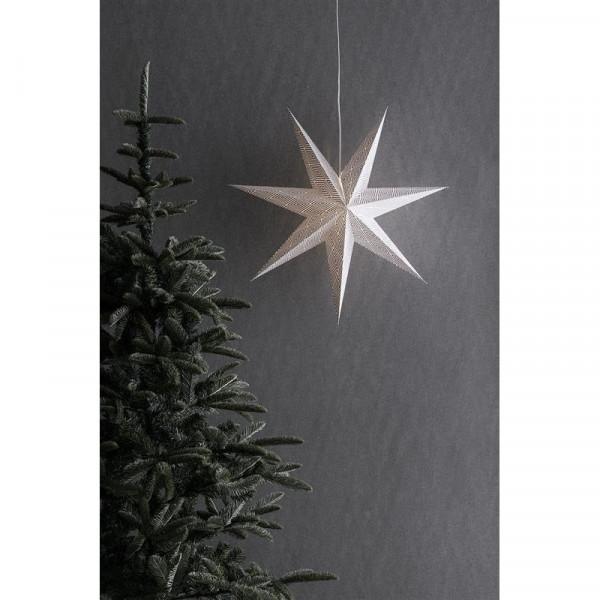 Dekoracja świąteczna do okna GWIAZDA ERNA 703879