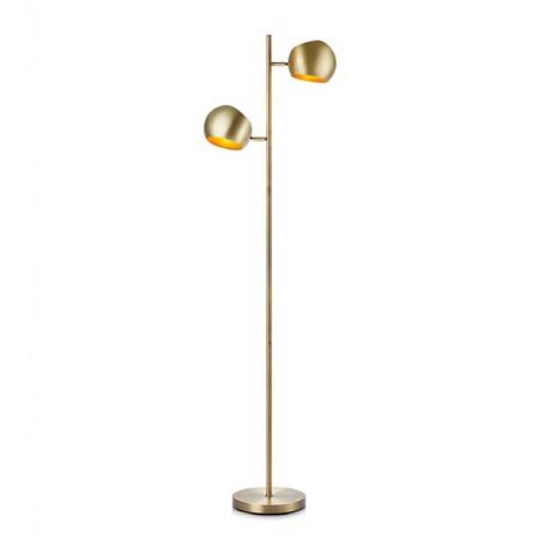 Markslojd EDGAR 107742 lampa podłogowa 2x40W/E14 IP20