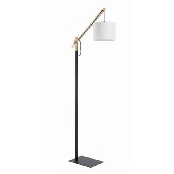 Lampa podłogowa BRITTA 681C-G05X1A-02 1x60W/E27 od EXO