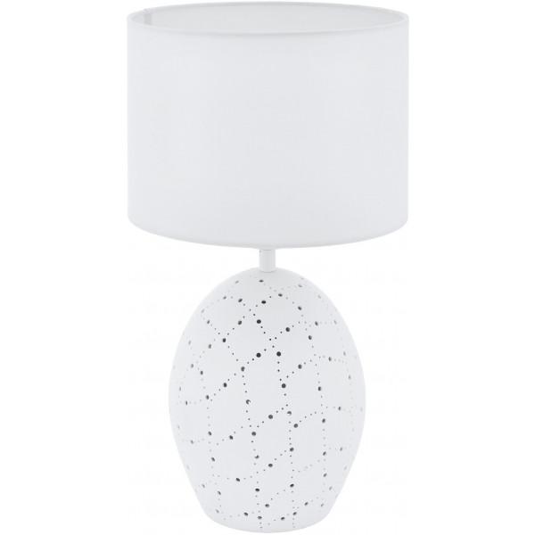 Lampka stołowa MONTALBANO 98382 2x1x60W/E27 + 1x7W/E27/E27 od Eglo
