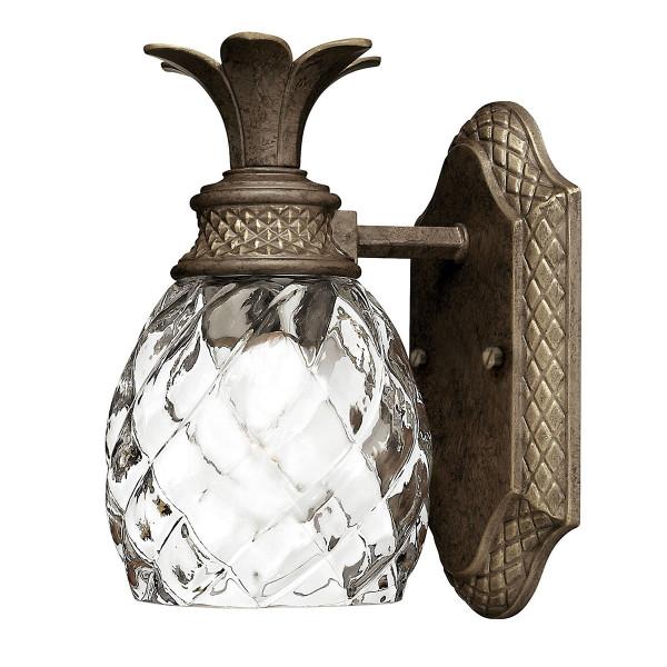Lampa ścienna HK/PLANT/BATH PZ PLANTATION od Hinkley Lighting