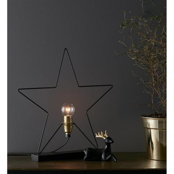 Stojąca gwiazda świąteczna GWIAZDA RAPP 703935