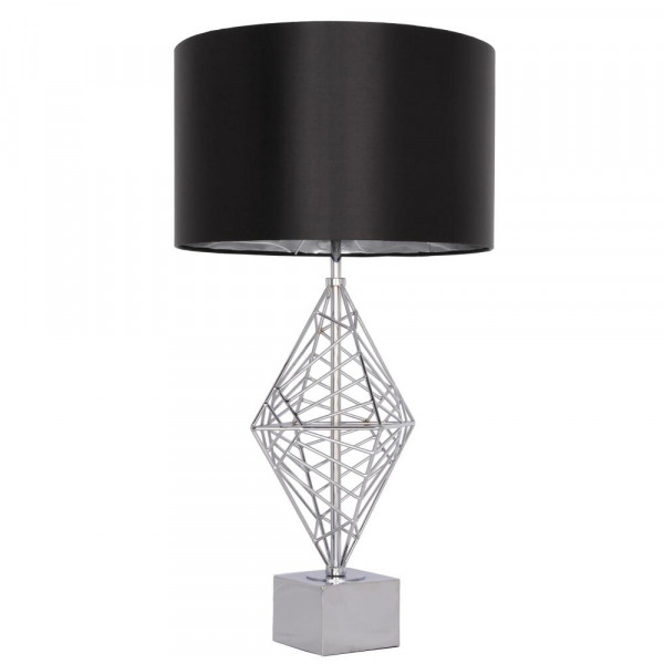 Lampa Stołowa T01960CH CARACAS od Cosmolight