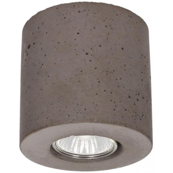 Lampa sufitowa CONCRETE DREAM 2066136 1x6W/GU10 od Spot Light