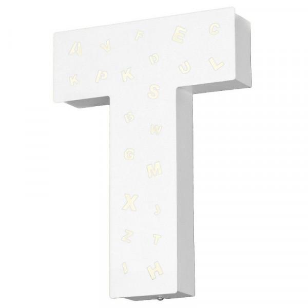 Lampa ścienna 797S/D/T LITERKA od Aldex