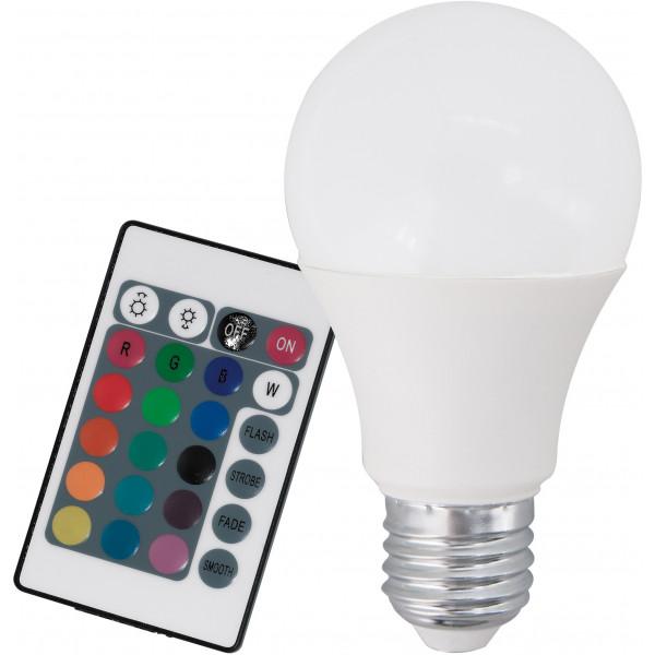 Żarówka LED RGB-W Infrared 10107 3000K 1x9W/E27 806lm od Eglo