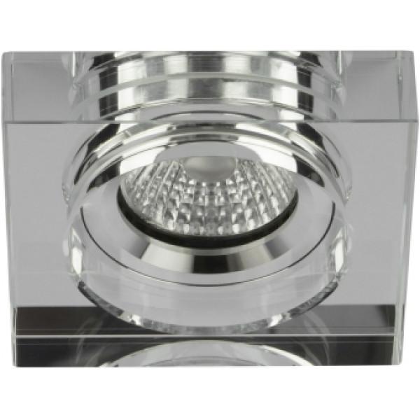 Downlight dekoracyjny CRISTALDREAM 6126501 2700K 1x5W/GU10 320lm od Spot Light