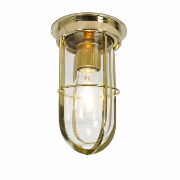 7203 SHIP'S COMPANIONWAY LIGHT-DP7203/BR/CL/E27-Davey Lighting-114143