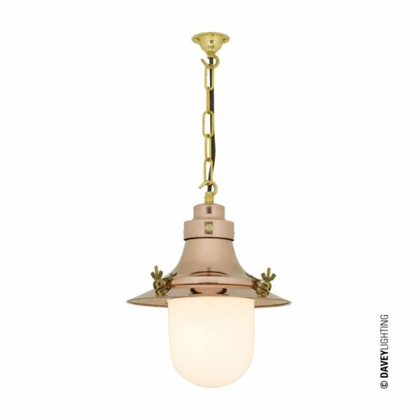 Zwis DP7125/CO/OP 7125 SMALL DECKLIGHT od Davey Lighting