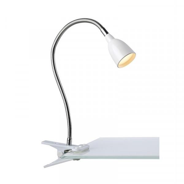 Lampka na klips 106091 TULIP od Markslojd