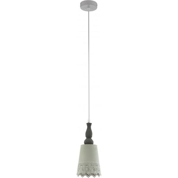 Lampa wisząca TALBOT 2 33038 1x60W/E27 od Eglo