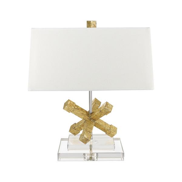 Lampa stołowa GN/JACKSONSQR/TL JACKSON od Gilded Nola