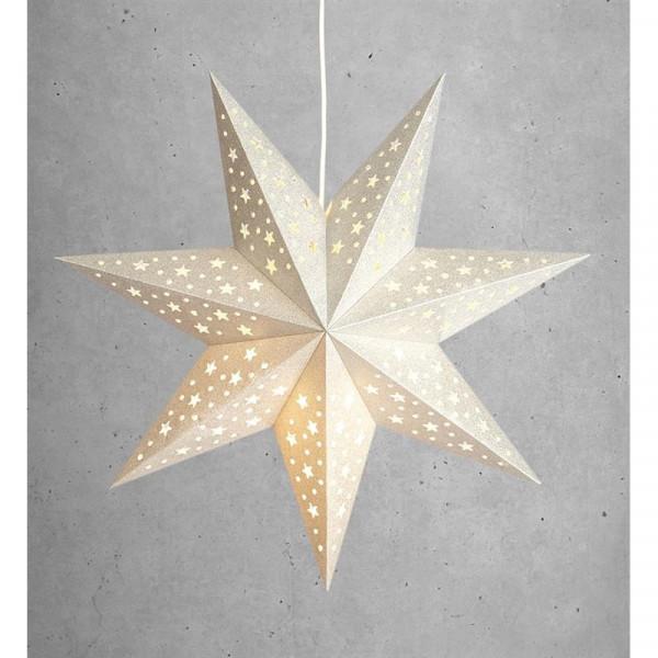 Dekoracja świąteczna do okna GWIAZDA SOLVALLA 704416