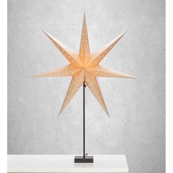 Stojąca gwiazda świąteczna GWIAZDA SOLVALLA 704452