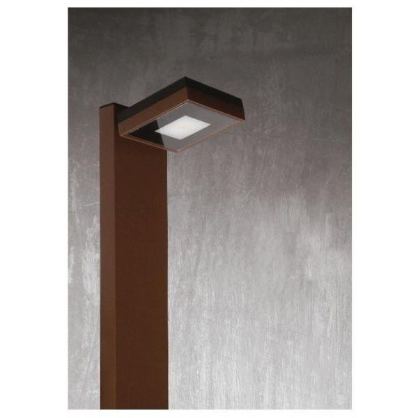 Lampa stojąca VIENA SQUARE 569E-L0105B-90 1x4,3W/LED 400lm Ciepła biała 3000K od CRISTHER