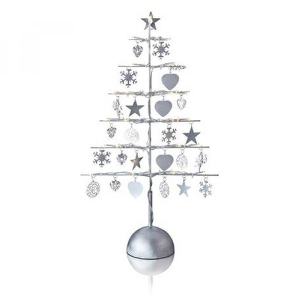 Stojąca dekoracja świąteczna CHOINKA BORKEN 703408
