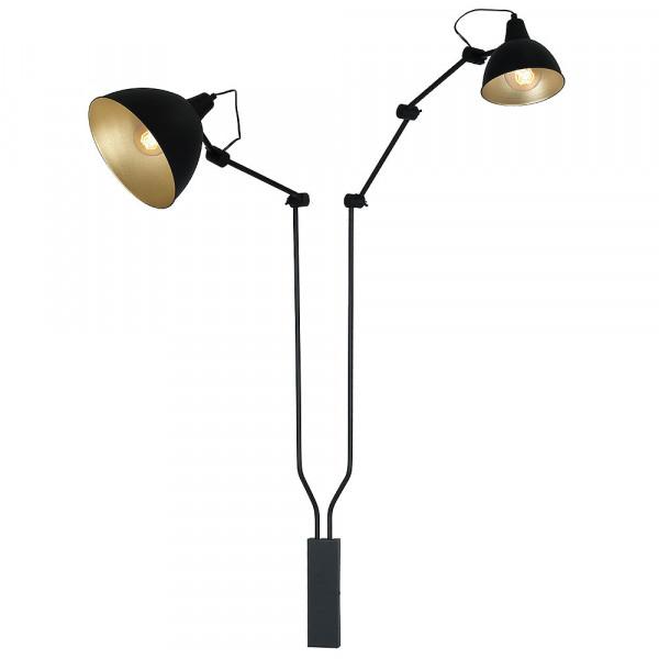 Lampa ścienna 843D BIBI od Aldex