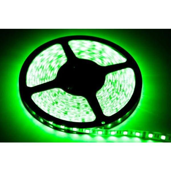 Pasek LED 2,5m 60/1mb 12W/250cm Zielona IP20 od Eko-Light