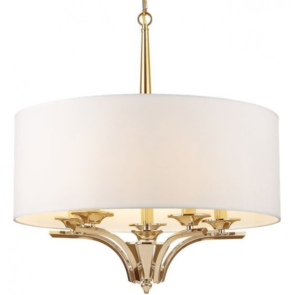 Lampa wisząca ATLANTA P05797AU 5x40W/E14 od Cosmolight