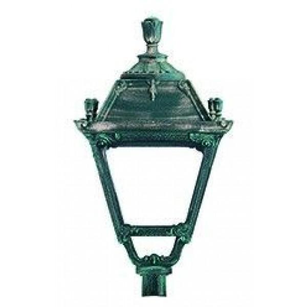 Oprawa do latarni CITY INDURA 056D-G31X1A-02 8x/GX53 od CRISTHER