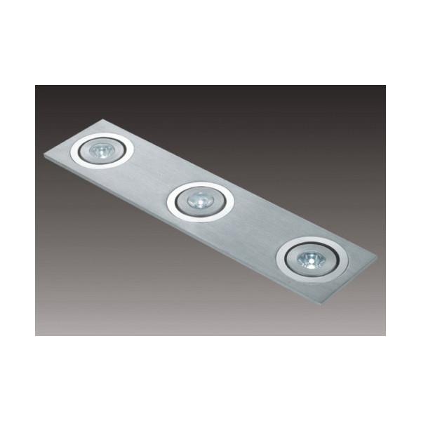 Downlight wpuszczany MQ71815-3B DOWNLIGHTS od Italux