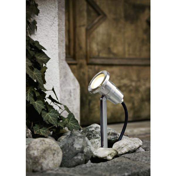 Lampa kierunkowa ogrodowa 94111 NEMA 350lm Ciepła biała 3000K od Eglo