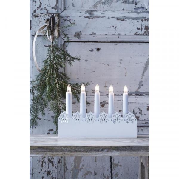 Piękny świecznik świąteczny PRINCE 703808