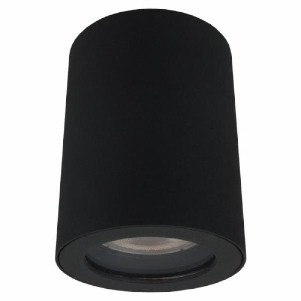 Oprawa na tynkowa LP-6510/1SM BK FARO od LightPrestige