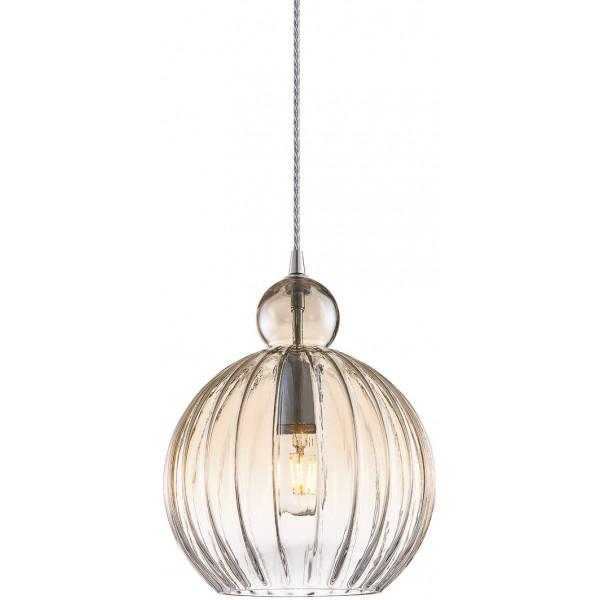 Lampa wisząca Biron PND-8744-1M-CGSH 1x60W/E27 od Italux
