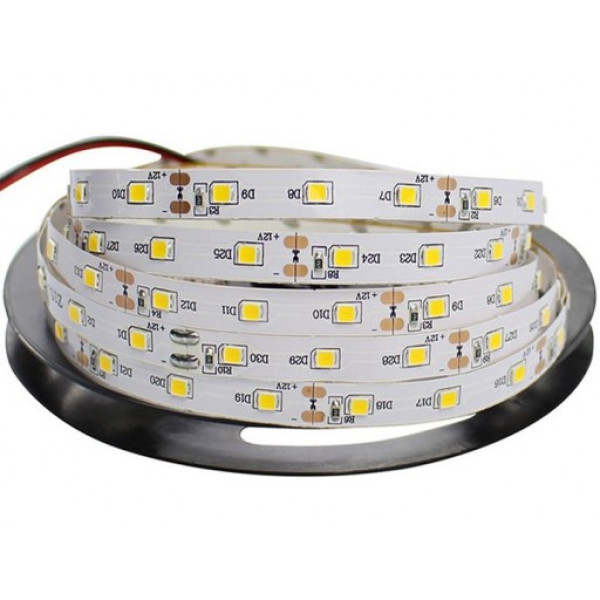 Pasek LED 5m 60/1mb 24W/500cm Ciepła biała 3000K IP20 od Eko-Light