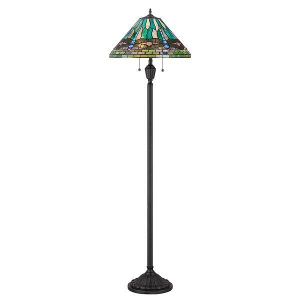 Lampa stojąca podłogowa QZ/KING/FL KING od Quoizel