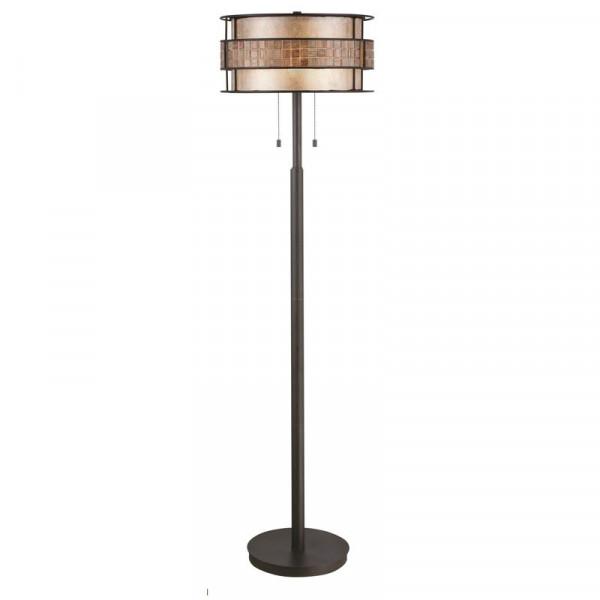 Lampa stojąca podłogowa QZ/LAGUNA/FL/A LAGUNA od Quoizel