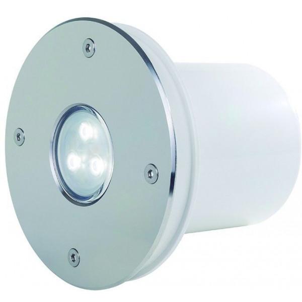 Lampa basenowa PAL SLIM 661A-L0404D-30 1x4W/LED od CRISTHER