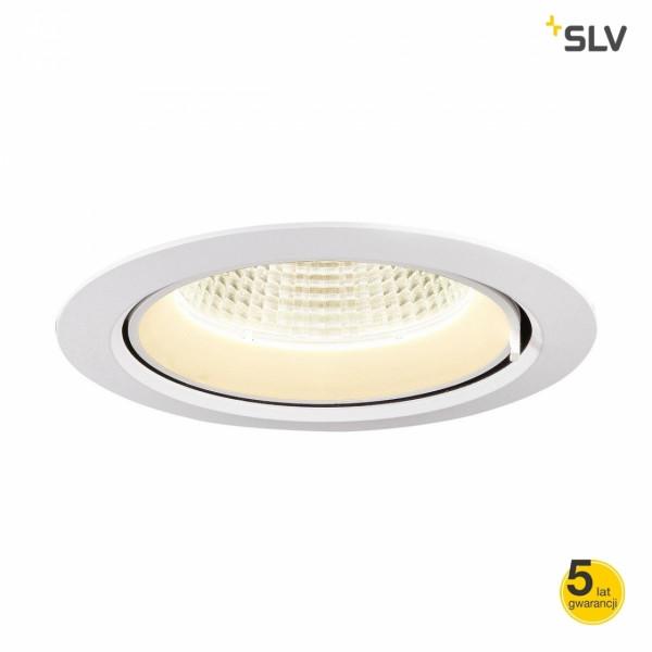 Downlight wpuszczany SUPROS 1002887 4000K 1x38W/LED 3550lm od Spotline