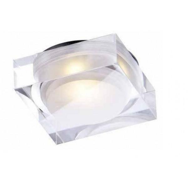 Oprawa wpuszczana KRYSTAL 511A-L0103H-29 1x3W/LED 240lm Ciepła biała 3000K od EXO