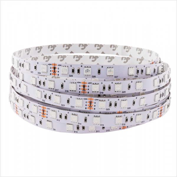 Pasek LED 5m 30/1mb 36W/500cm RGB IP20 od Eko-Light