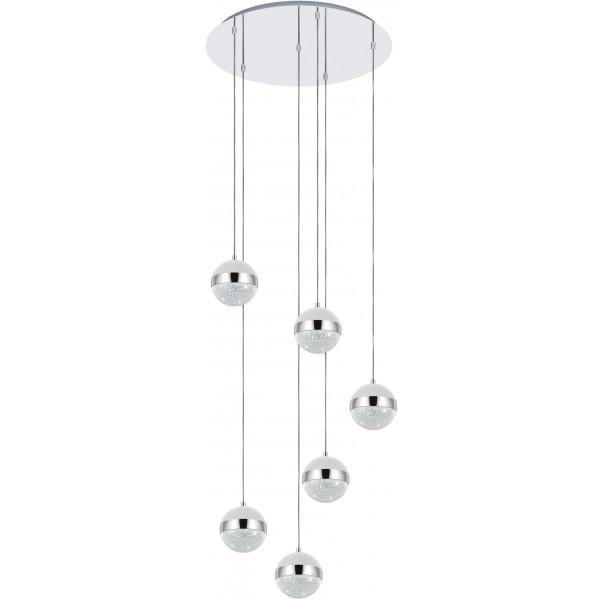 Lampa wisząca LICOROTO 98558 3000K 6x3W/G9 od Eglo