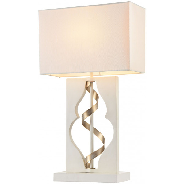 Lampka stołowa ARM010-11-W INTRECCIO od Maytoni