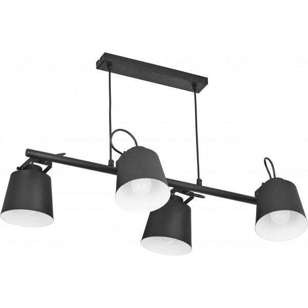 Lampa wisząca PRIMO 2748 4x60W/E27 od TK Lighting